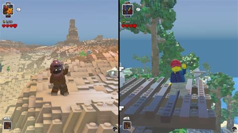 Pc Lego Worlds lego worlds updated with split screen co op mode