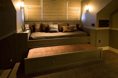 good  day bed  trundle  home theater