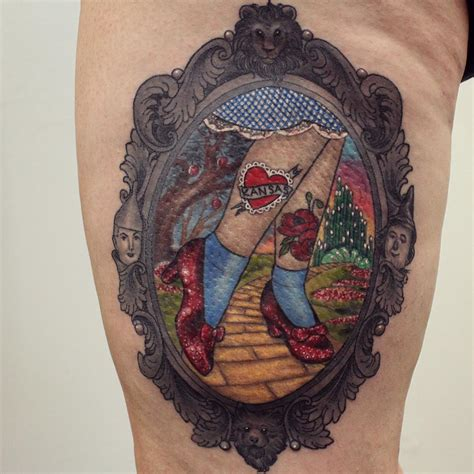 wizard of oz tattoo designs wizard of oz best ideas gallery