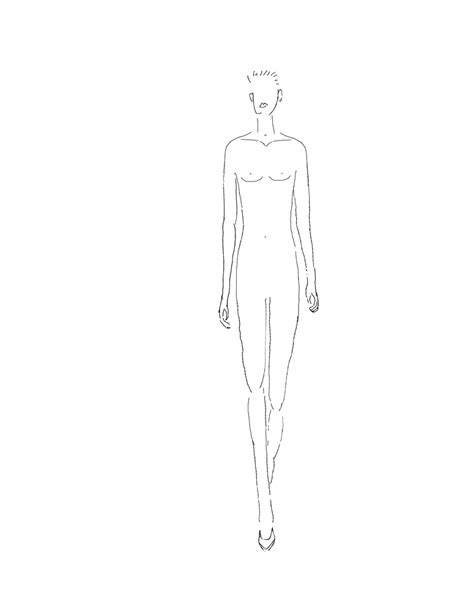 search results for printable body outline template
