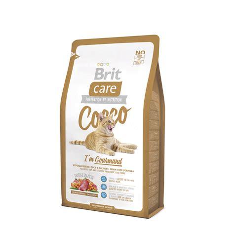 Makanan Kucing Iskhan Cat Grain Free 25 Kg Brit Care Grain Free Cocco I M Gourmand 2kg