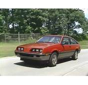 &187 1984 Pontiac 2000 Sunbird Manufacturer Promo
