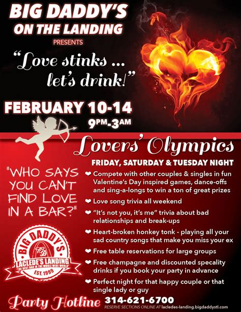 st louis valentines day stinks let s drink big s on the landing