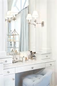 Paint Designs For Girls Bedroom Make Up Vanity Transitional Bathroom Markay Johnson