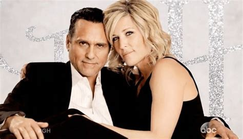 is laura wright leaving general hospital maurice benard and laura wright general hospital