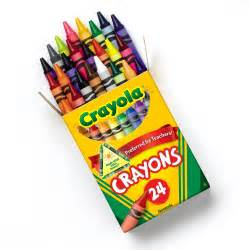 crayola colors crayola asked the to name their new crayon and