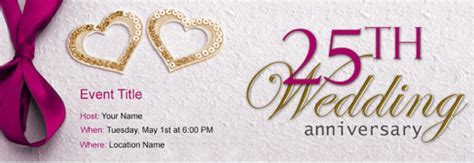 Free Wedding Anniversary invitation with India?s #1 online