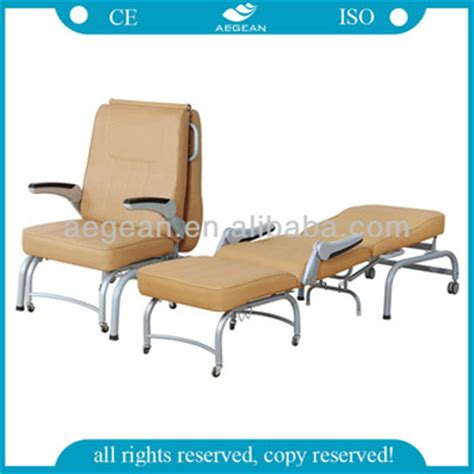 hospital recliner chair bed ag ac005 wide used hospital recliner chair bed buy