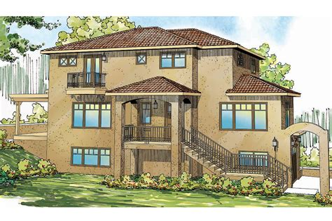southwest home designs southwest house plans santa rosa 30 800 associated designs