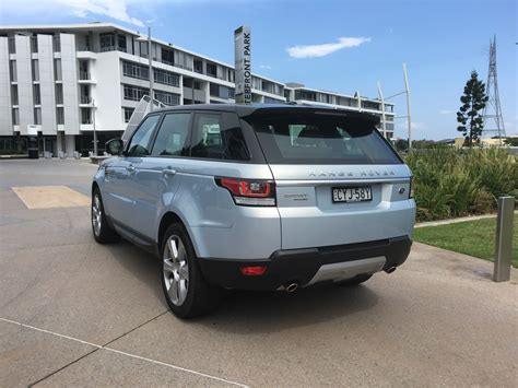 land rover sport price 2016 range rover sport hybrid review caradvice