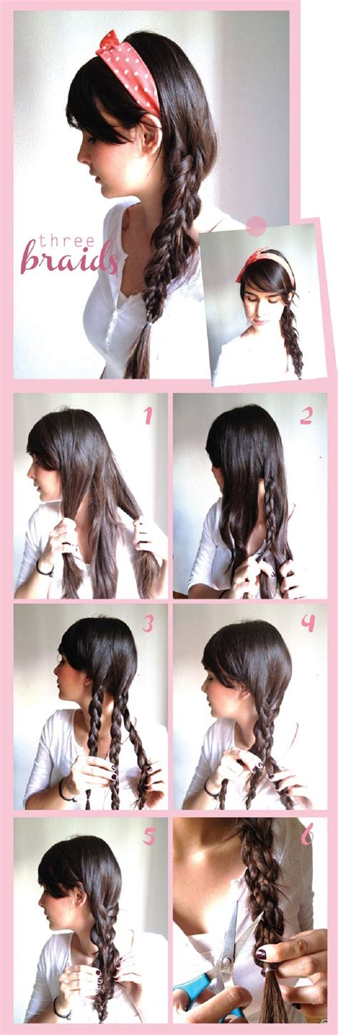 different types of hairstyles diy 30 cute and easy braid tutorials that are perfect for any