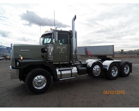 kenworth c500 1978 kenworth c500 conventional daycab for sale farr