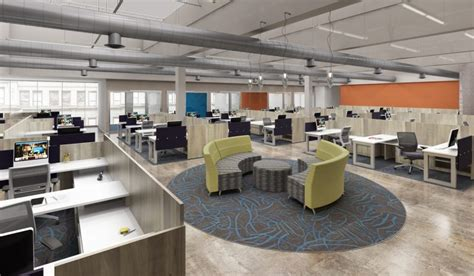 Roi Office Interiors by Rieke Office Interiors Furniture Chicago Northwest Suburbs