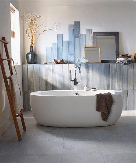 Salle de bains naturelle : nos idées déco   Marie Claire