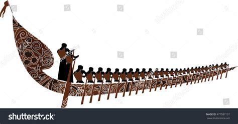 kerala boat race clipart kerala boat race aka vallam kali stock vector 477587107