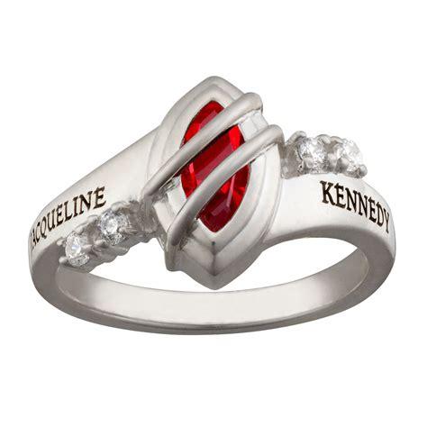 cheap s celebrium oval cz class ring now