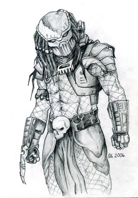 Sketches V by 13 Best Images About Predator On Xenomorph