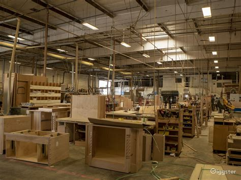 woodworking shop rent  location  giggster