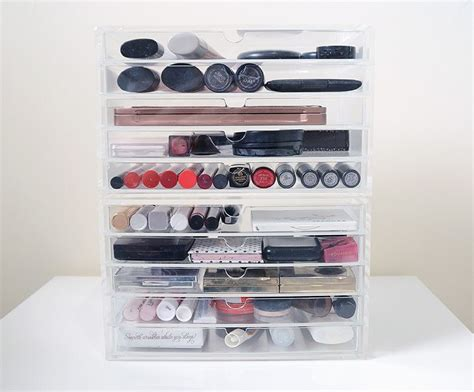 1000 ideas about muji makeup storage on i