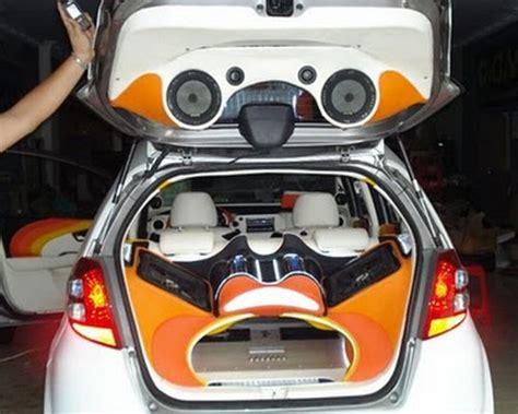 bengkel modif mobil di bekasi modifikasi jok mobil avanza ayla agya yaris kijang