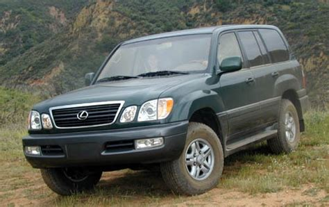 how it works cars 2000 lexus lx transmission control used 2000 lexus lx 470 for sale pricing features edmunds