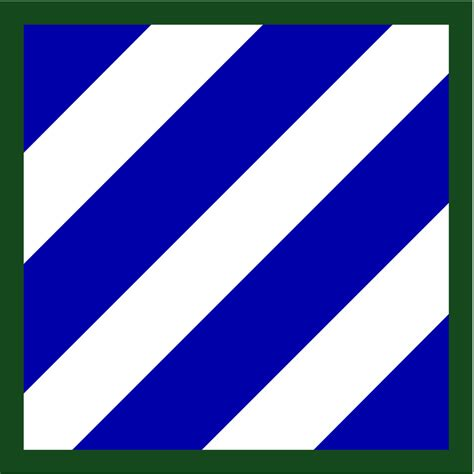 Title 18 United States Code Section 2 by File United States Army 3rd Infantry Division Ssi 1918
