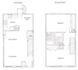 Two Bedroom Duplex Floor Plans by The Townhomes On Capitol Hill Floor Plan 2 Bedroom