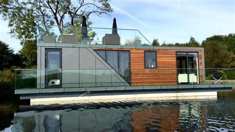 house boat ireland 25 modern floating homes youtube