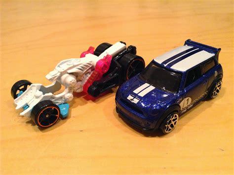 Hotwheels Mini Cooper Challenge Blue Biru Julian S Wheels Spector Mini Cooper S