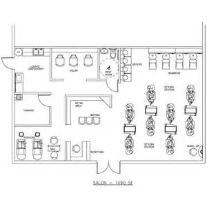 hair salon floor plans 7 best salon floor plans millwork drawings images on