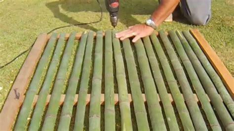 cerco casa a como como fazer cerca de bambu