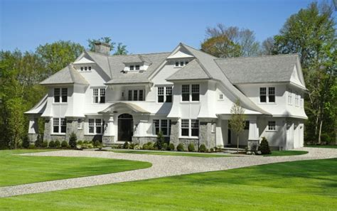 Coastal Bedrooms 7 3 million newly built shingle style mansion in