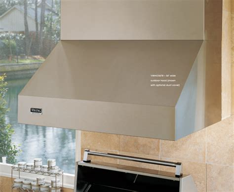 Kitchen Exhaust To Outside Viking Vwho3678ss Outdoor Exhaust Range Hoods And