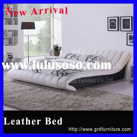 lulusoso bedroom furniture leather sleigh bedroom furniture leather sleigh bedroom furniture manufacturers in