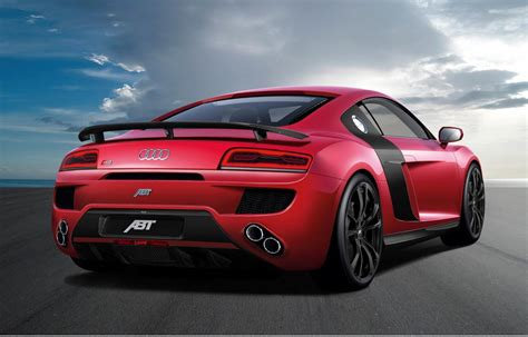 Audi R8 Abt by 2014 Audi R8 V10 By Abt
