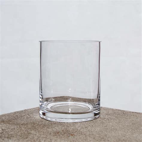 vase cylinder small 12cm h x 10cm d harrisons
