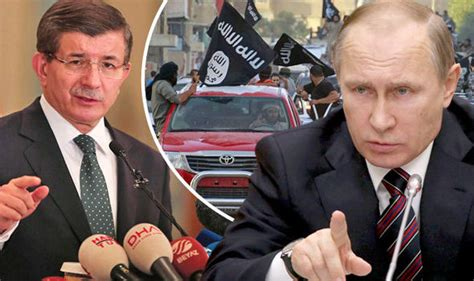putin accuses turkey of backing isis after it downs turkey and russia s war of words intensifies as putin