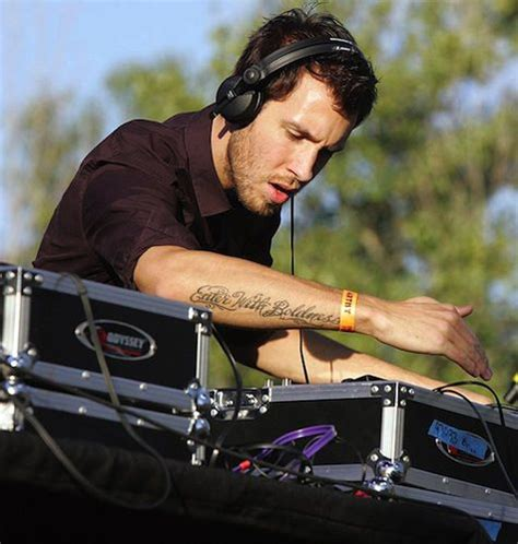 calvin harris tattoo dj calvin harris took some time away from the turntables