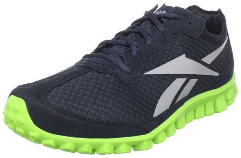 reebok mens running shoes reebok mens realflex runner running shoe in black for