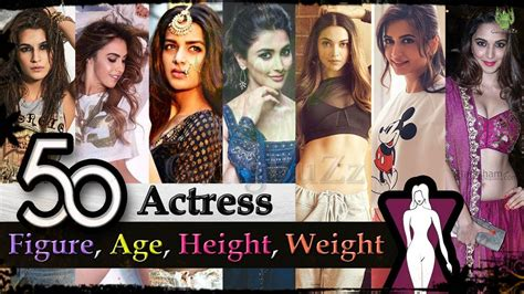 bollywood actresses age and height bollywood actresses 50 bollywood actress age height