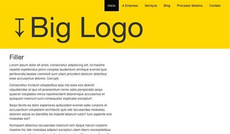 pinterest like layout bootstrap responsive parallax navbar logo bootstrap best
