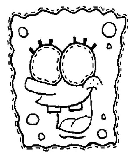 spongebob hockey coloring pages spongebob coloring pages and masks on pinterest