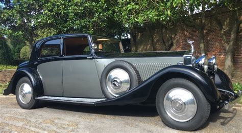antique rolls royce vintage rolls royce rolls royce wedding car hire in surrey