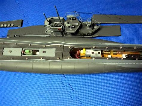 huge rc u boat type vii dynamic diving model ready to - Model U Boats Rc