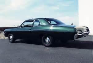 1967 chevrolet bel air 2 door post barrett jackson
