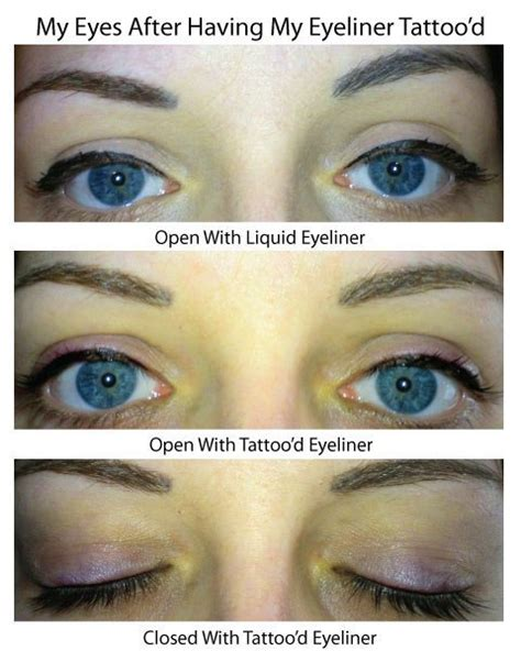 tattoo eyeliner while pregnant semi permanent eyeliner tattoo review at whitethorn fields