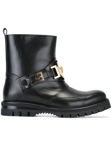 mens versace boots versace shoes boots outlet versace shoes