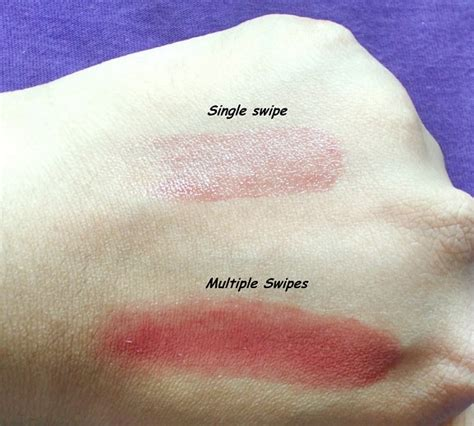 maybelline baby berry sherbet spiced up lip balm review swatches price