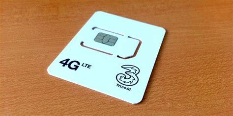 Upgrade 4g Tri cara upgrade kartu 3 ke 4g usim dengan mudah gadgetren
