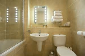 Luxury bathrooms at the masons arms